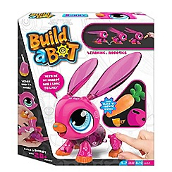 Golden Bear - 'Build-a-Bot' bunny