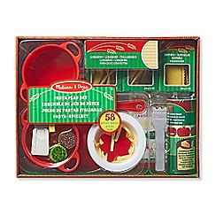Melissa & Doug - 58 piece 'Pasta Play' set