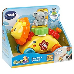 Vtech - Gear up and go lion toy