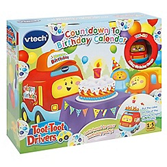 VTech - 'Toot-Toot Drivers' countdown to birthday calendar playset