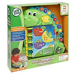 LeapFrog - Dino's delightful day book
