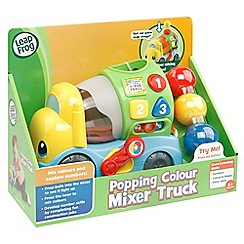 LeapFrog - Popping colour mixer truck