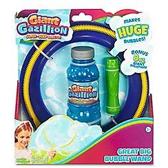 Gazillion Bubbles - Giant bubble wand