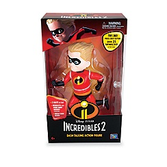 The Incredibles - 'Incredibles 2 - Dash' talking action figure