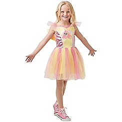 Rubie's - 'Flutter shy' deluxe costume - small