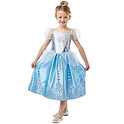Disney Princess - 'Princess Cinderella' gem costume - small