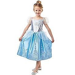 Disney Princess - 'Princess Cinderella' gem costume - small