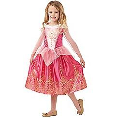 Disney Princess - 'Princess Aurora' gem costume - small