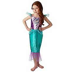 Disney Princess - 'Princess Ariel' gem costume - small