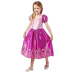 Disney Princess - 'Princess Rapunzel' gem costume - small