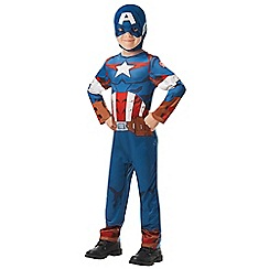 Marvel - 'Captain America' classic costume - small