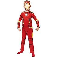 Marvel - 'Iron Man' classic costume - small