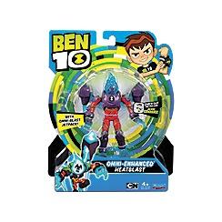 Ben 10 - 'Ben 10 - Omni Enhanced Heatblast' action figure