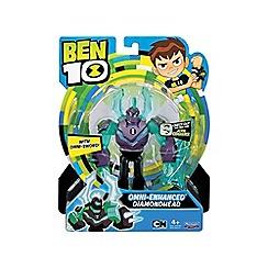 Ben 10 - Omni-Enhanced Diamondhead Action Figure