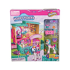 Shopkins - 'Happy Places - Happy Stables' playset