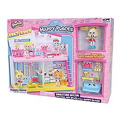 Shopkins - 'Happy Places - Happy Home' miniature decor set