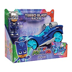 PJ Masks - 'PJ Masks - Cat-Car' turbo blast vehicle