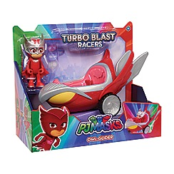 PJ Masks - 'PJ Masks - Owl Glider' turbo blast vehicle
