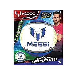 Flair - 'Messi Training System' white soft touch training ball