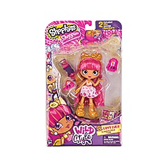 Shopkins - 'Shoppies - Themed Dolls Series 9 - Lippy Lulu Pomeranian' set