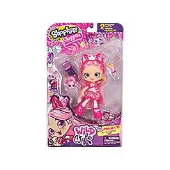 Shopkins - 'Shoppies - Themed Dolls Series 9 - Pirouetta Cat' set