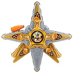 Power Rangers - 'Ninja Steel DX' gold morpher
