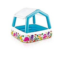Intex - Sun shade pool