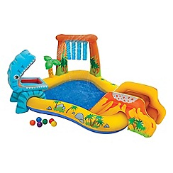 Intex - Dinosaur play centre pool