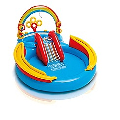 Intex - Rainbow ring play centre pool