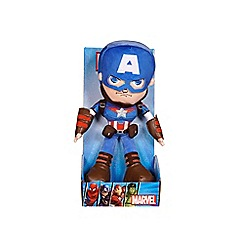 Marvel - 'Action Range - Captain America' 10inch soft toy