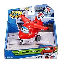 Super Wings - 'Vroom n Zoom - Jett' toy