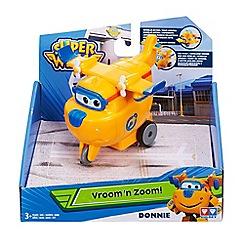 Super Wings - 'Vroom n Zoom - Donnie' toy