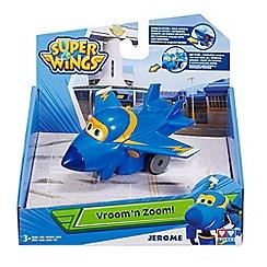 Super Wings - 'Vroom n Zoom - Jerome' toy