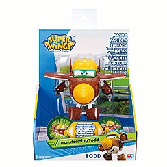 Super Wings - 'Todd' transforming toy