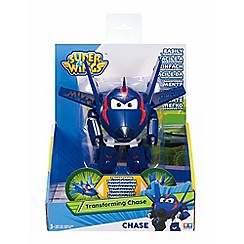 Super Wings - 'Agent Chase' transforming toy