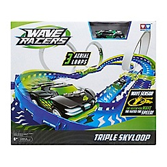 Wave Racers - 'Triple Skyloop' raceway set