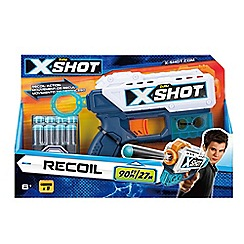 Zuru - 'X-Shot Recoil' single shot blaster