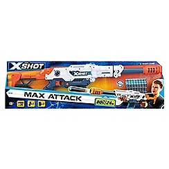 Zuru - 'Large 'X-Shot - Max Attack' clip blaster