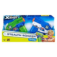 Zuru - 'X-Shot - Stealth Soaker' water blaster combo pack