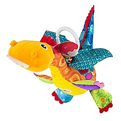 Lamaze - 'Flying Flynn' flip flap dragon toy