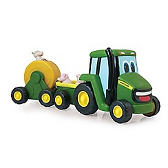 John Deere - County fair wagon tractor