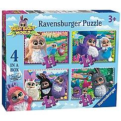 Ravensburger - 'Bush Baby World' 4 in a box jigsaw puzzles