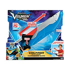 Flair - Voltron Electronic Transforming Sword' toy