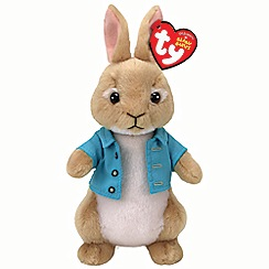Ty - 'Ty Cottontail - Beanie Babies' soft toy