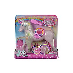 Steffi Love - Magic light unicorn toy