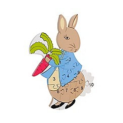 Beatrix Potter - 'Peter Rabbit™' number puzzle