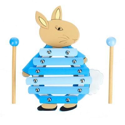 Beatrix Potter \'Peter Rabbit™\' xylophone | Debenhams