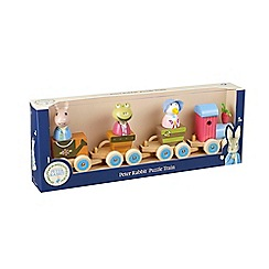 Beatrix Potter - 'Peter Rabbit™' puzzle train