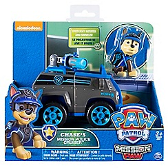 Paw Patrol - 'Mission Paw - Chase's Mission Police Cruiser™' playset