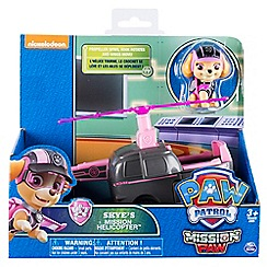 Paw Patrol - 'Mission Paw - Skye's Mission Helicopter™' playset